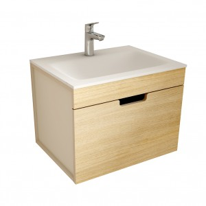 muebles de bano ML60 madera-vison