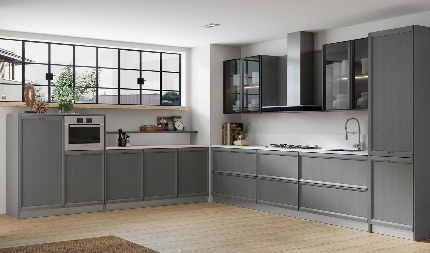 Muebles de cocina en La Rioja-KitchenTime24