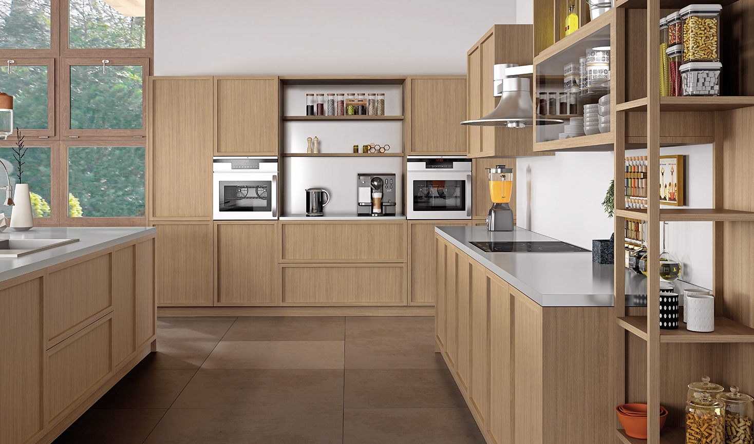 Muebles de cocina en La Rioja-KitchenTime29