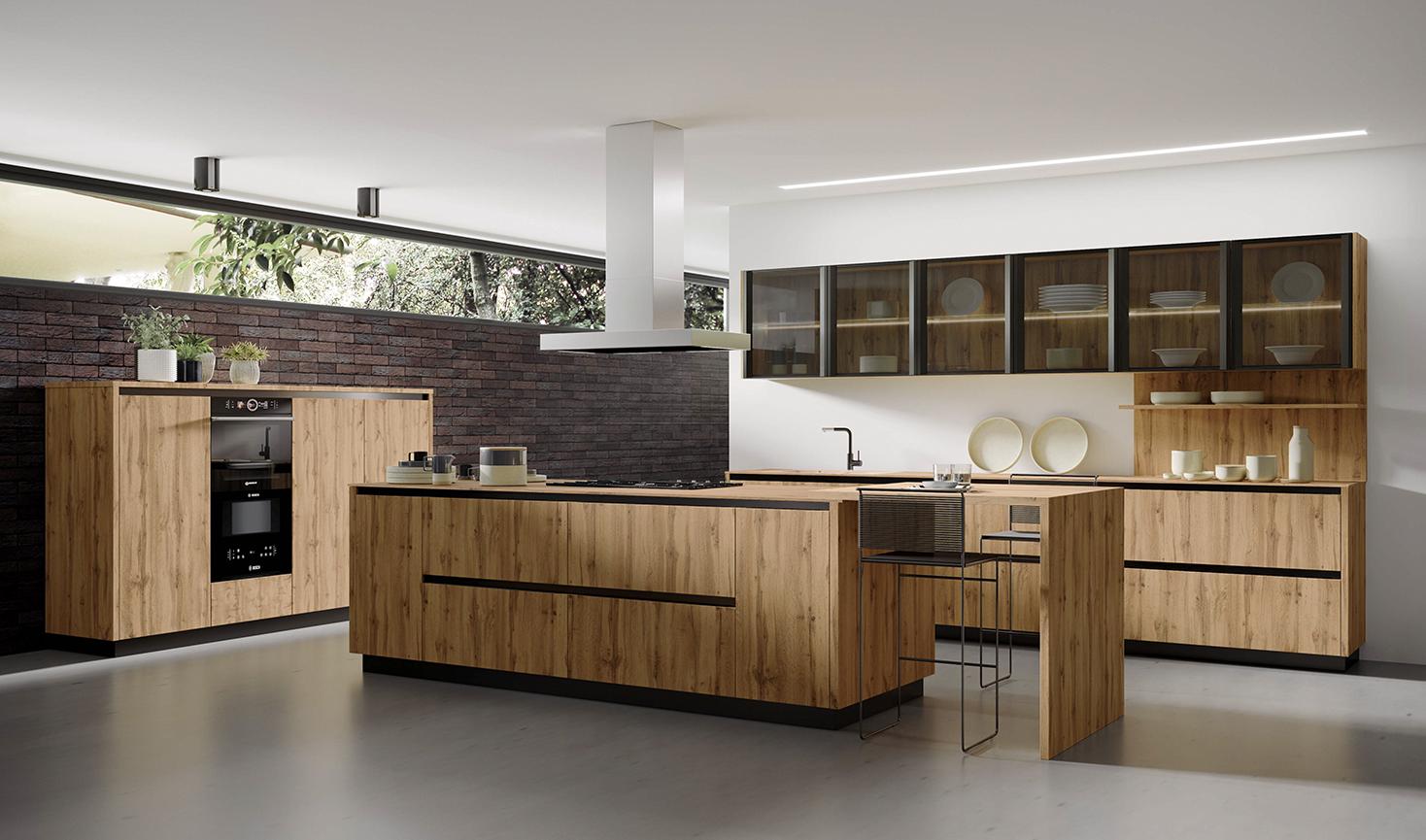 Muebles de cocina en La Rioja-KitchenTime34